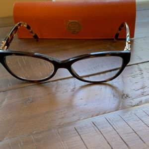 Tory Burch Eyeglasses and case
